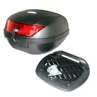 Кофр для мотоцикла (багажник) FXW HF-881 (на два шлема)