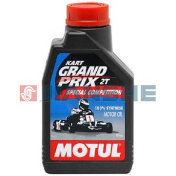 "Масло Motul Kart Grand Prix ""Ester"" 2T 1 литр"