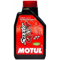 Масло Motul Scooter Expert 2T Technosynthese 1 литр