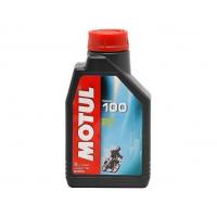 Масло Motul 100 Motormix 2T минеральное 1 литр