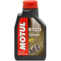 "Масло Motul 5100 4T Technosynthese ""Ester"" 10W40 1 литр"
