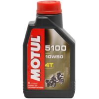 "Масло Motul 5100 4T Technosynthese ""Ester"" 10W50 1 литр"
