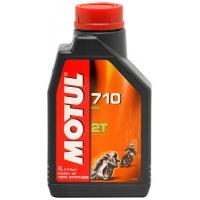 "Масло Motul 710 2T ""Ester"" 1 литр"