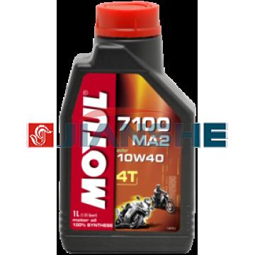Масло Motul 7100 4T 10W40 MA2 4 литра