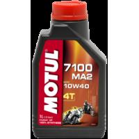 Масло Motul 7100 MA2 4T 10W40 1 литр