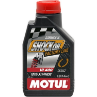 "Масло Motul Shock Oil Factory Line VI 400 ""Ester"" 1 литр"