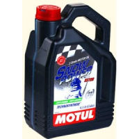 "Масло Motul Snowpower 2T Technosynthese ""Ester"" 4 литра"