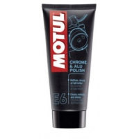 Восстанавливающий крем MOTUL Chrome & Alu Polish 100мл
