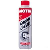 "Motul ""Engine Clean"" 200мл для промывки системы смазки"