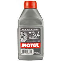 Тормозная жидкость Motul DOT 3&4 5л