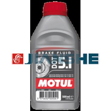 Тормозная жидкость Motul DOT 5.1 5л