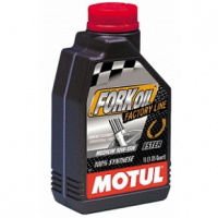 Масло Motul Fork Oil Factory Line Medium 10W 1 литр
