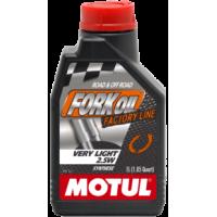 Масло Motul Fork Oil Factory Line Very Light 2,5W 1 литр